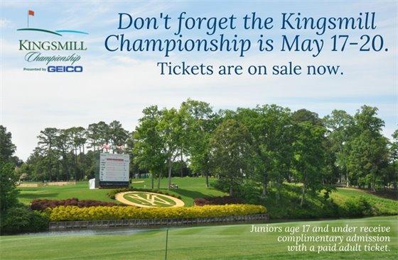 LPGA Reminder