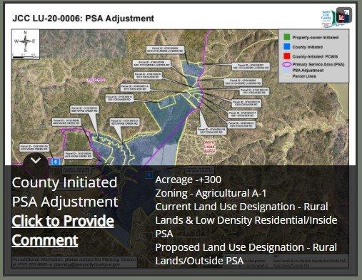 Future Land Use Map sample