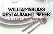 Williamsburg Restaurant Week