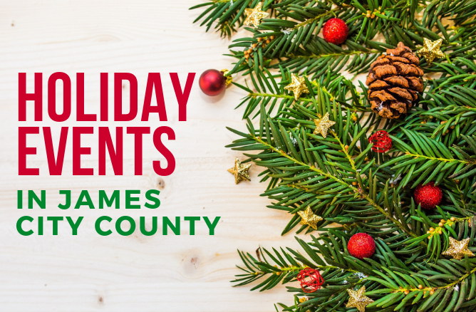 James City County Holiday Events