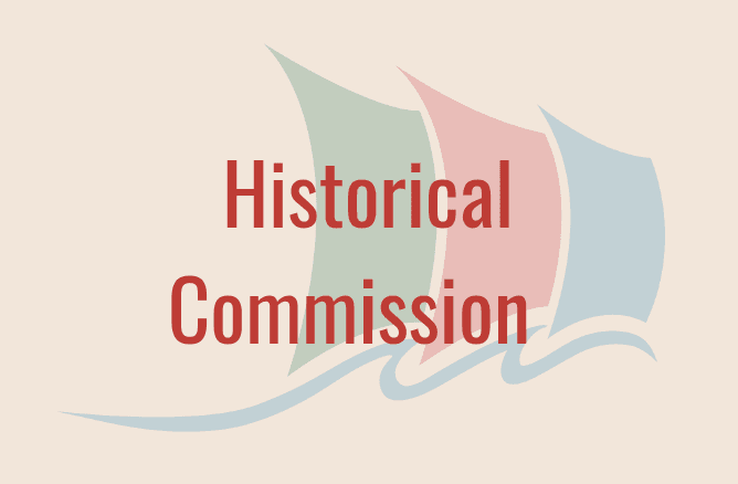 Historical Commission news flash graphic