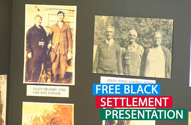 Free Black Settlement Presentation