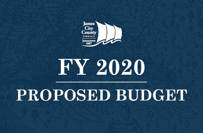 FY 2020 Proposed Budget - News Flash