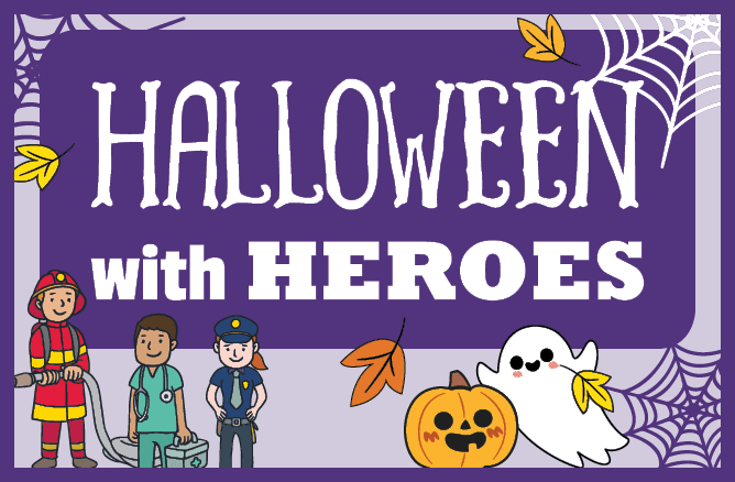 Halloween with Heroes