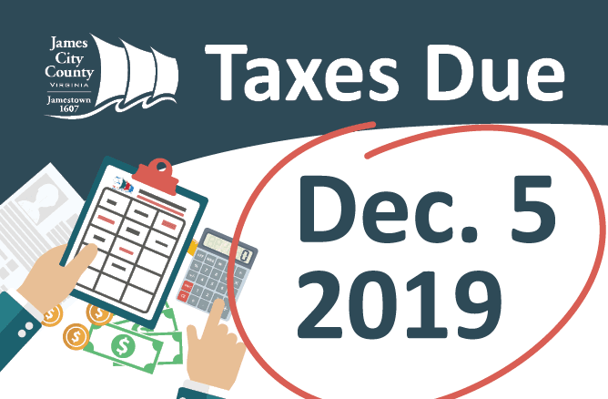2019 Taxes Due NF
