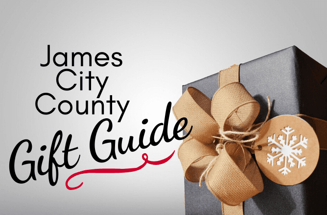 James City County Gift Guide