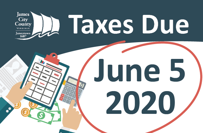 Taxes Due_June 5 2020