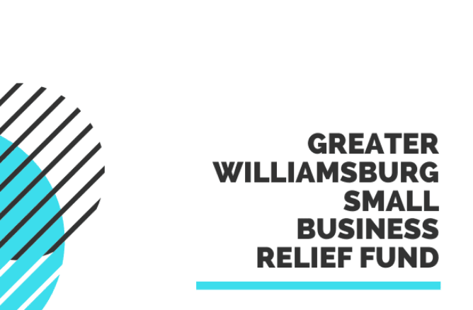 Greater Williamsburg Small Business Relief Fund