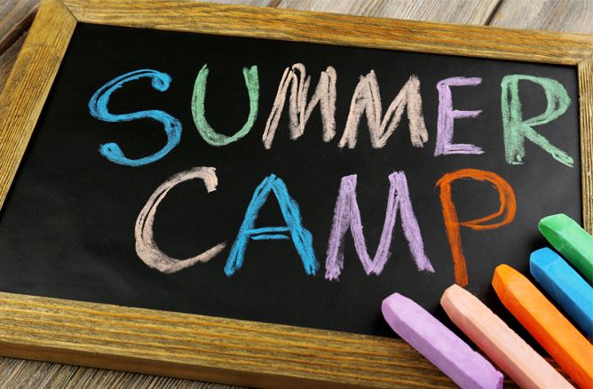 Summer Camp Flash