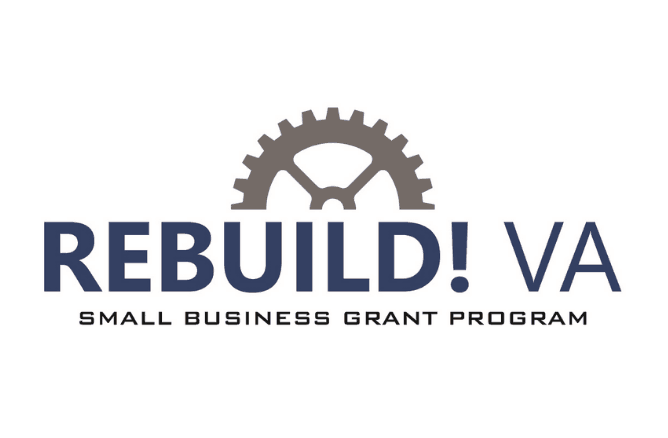 Rebuild Virginia logo