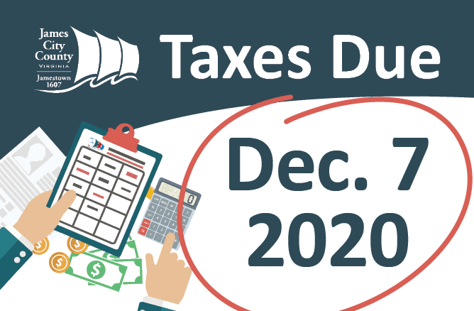 taxes due dec 7